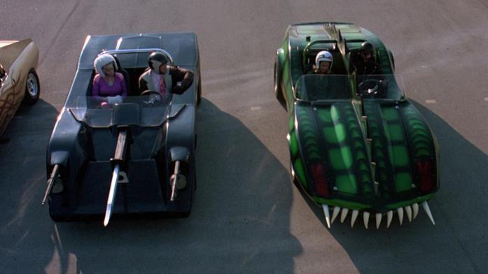 I bolidi del futuro di Anno 2000 - La corsa della morte