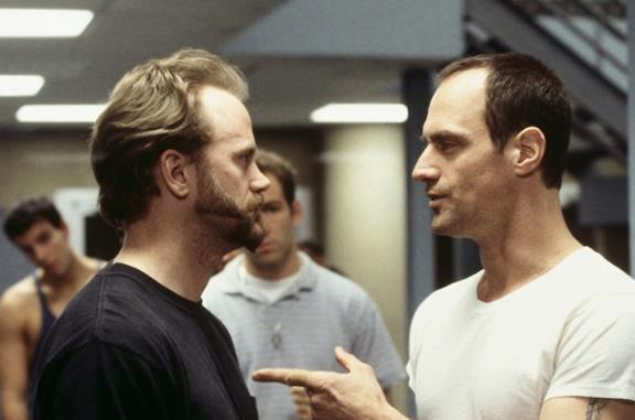 Oz: Tobias Beecher e Chris Keller