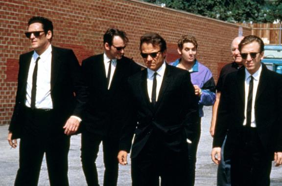 Il cast del film Le iene di Quentin Tarantino