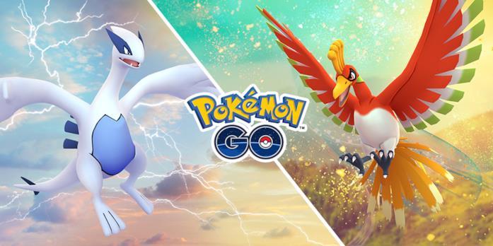 LugiaeHo-Oh sono i nuovi Pokémon Leggendari di Pokémon GO