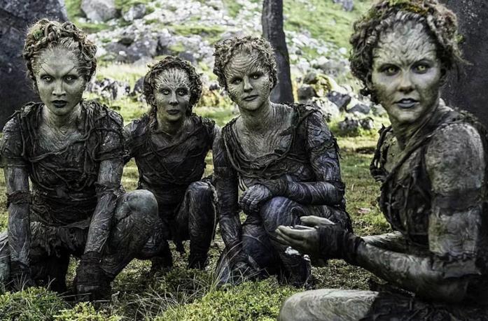 GoT: I Figli della Foresta