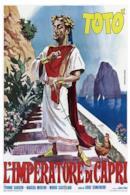 Poster L'imperatore di Capri