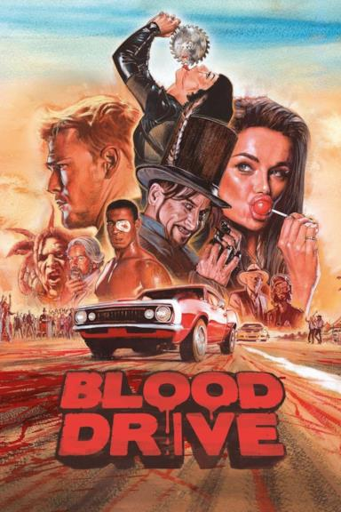 Poster Blood Drive