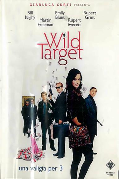 Poster Wild Target - Una valigia per tre