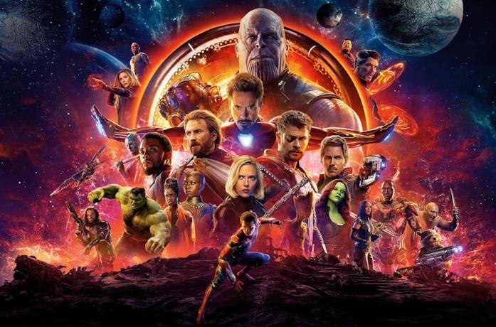 Gli Avengers si preparano a sconfiggere Thanos