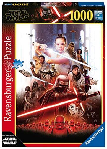 Ravensburger Star Wars 9 A Puzzle 1000 Pezzi,Disney, Multicolore, 14990