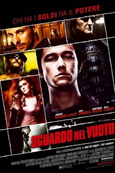 Poster Sguardo nel vuoto