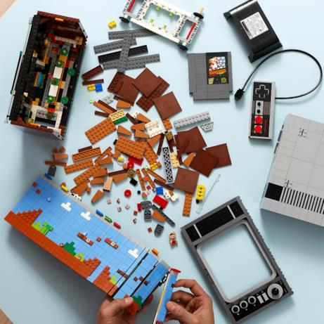 Pezzi LEGO Nintendo