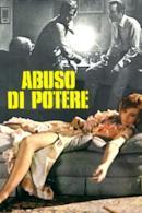 Poster Abuso di potere