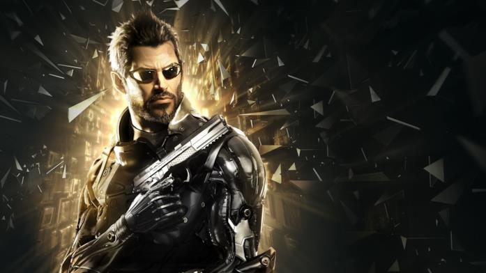 Il protagonista di Deus Ex: Mankind Divided