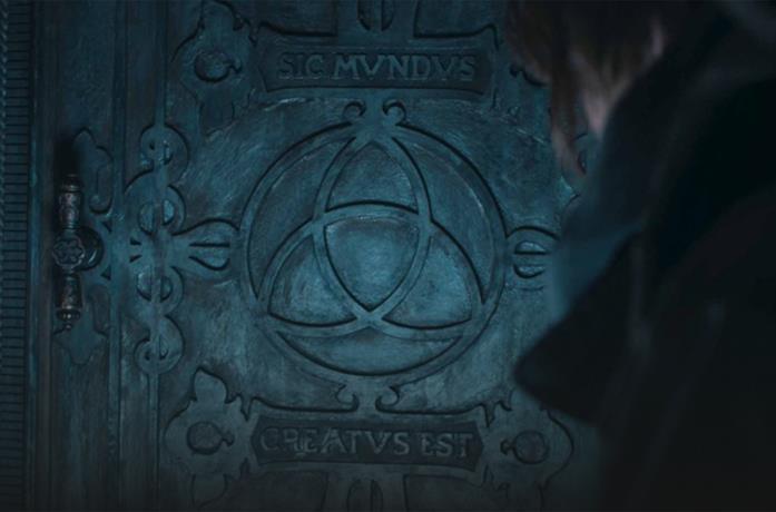 Il simbolo dei Sic Mundus Creatus Est