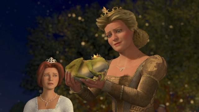 La regina Lillian