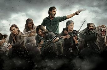 The Walking Dead è una delle serie non doppiate causa Coronavirus