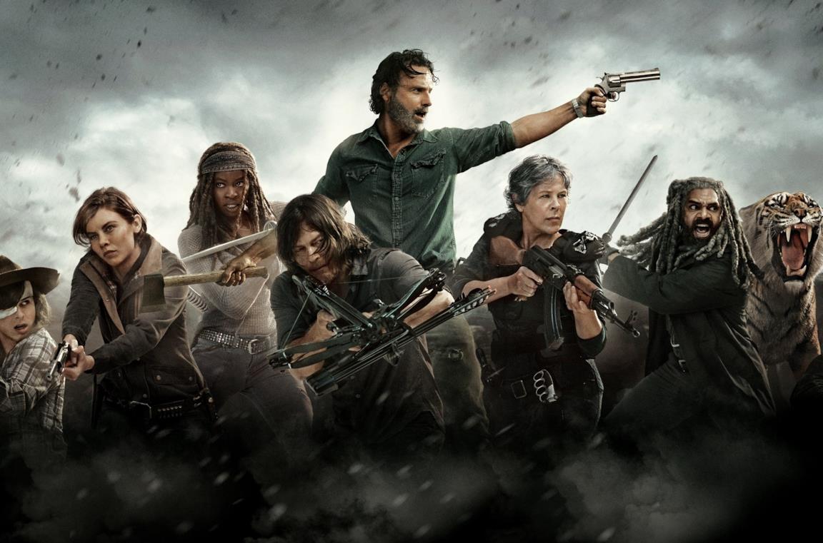 The Walking Dead è una delle serie non doppiate causa Coronavirus
