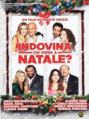 Indovina chi viene a Natale? (DVD)