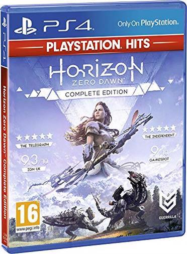 Horizon: Zero Dawn - Complete Edition PS4 - Complete - PlayStation 4
