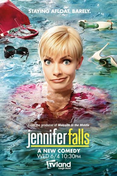 Poster Jennifer Falls