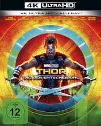 Thor - Ragnarok  (4K Ultra HD) (+ Blu-ray 2D)