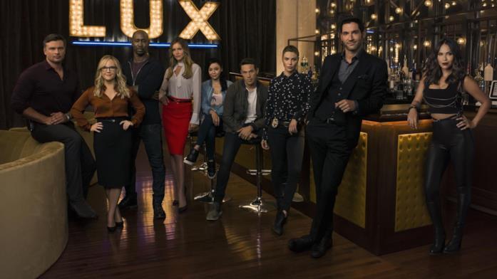 Il cast e i personaggi di Lucifer