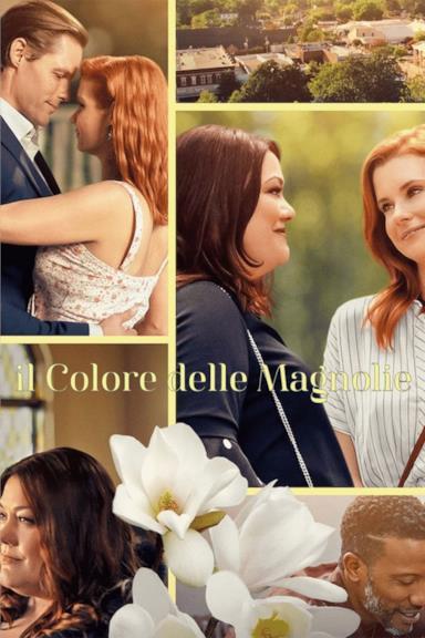 Poster Il colore delle magnolie