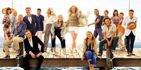 Il cast completo di Mamma Mia! Ci risiamo
