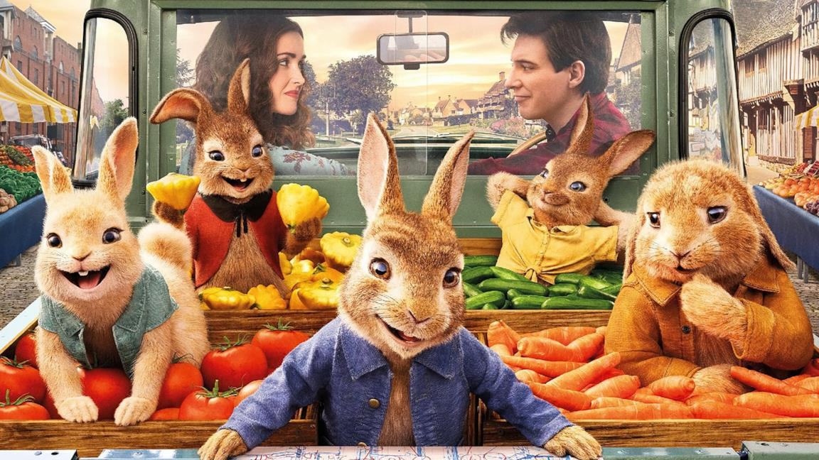Peter Rabbit 2 sta finalmente arrivando: cosa sappiamo del sequel