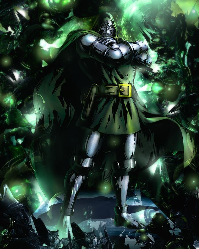 Marvel Comics: Doctor Doom