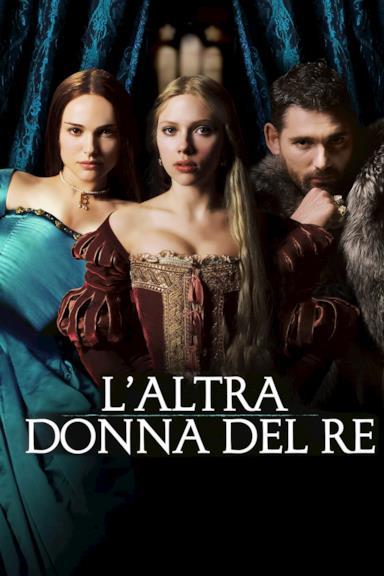 Poster L'altra donna del re