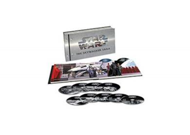 Star Wars Cofanetto La Saga di Skywalker completa 4K (Limited Edition) (27 Blu Ray)