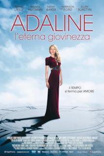 Poster Adaline - L'eterna giovinezza