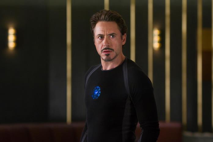 Robert Downey Jr. come Tony Stark nel Marvel Cinematic Universe