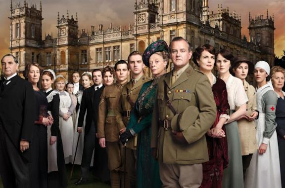 Da I Tudors a Downton Abbey: ecco le serie TV storiche da non perdere
