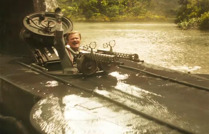 Jungle Cruise: il principe Joachim