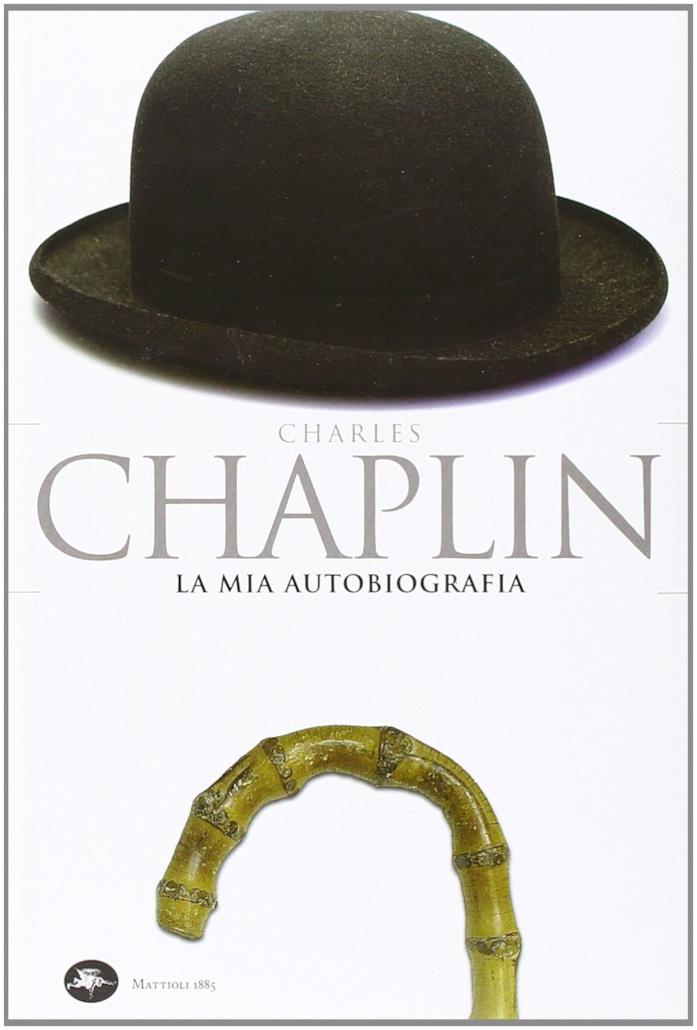 Charlie Caplin libro