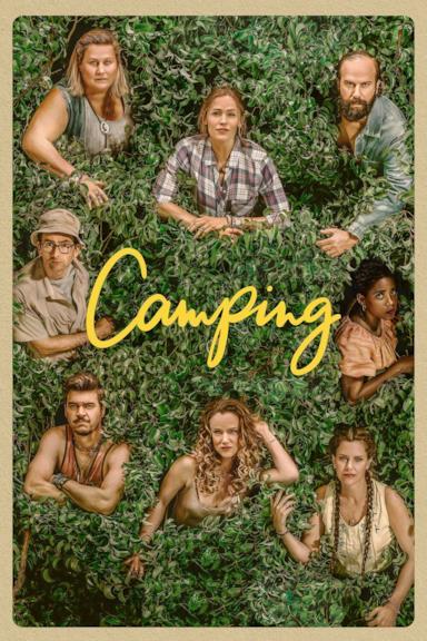 Poster Camping