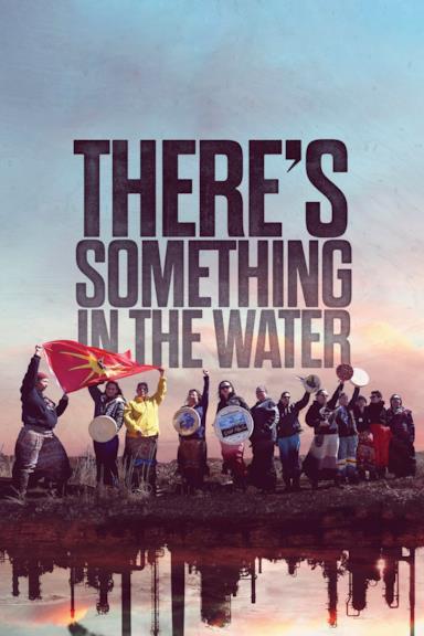 Poster C'è qualcosa nell'acqua