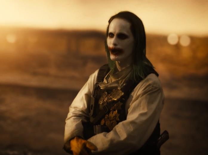 Joker nella Justice League di Snyder