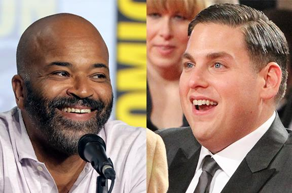 Jeffrey Wright e Jonah Hill, primi piani