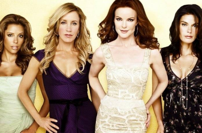 Il cast di Desperate Housewives