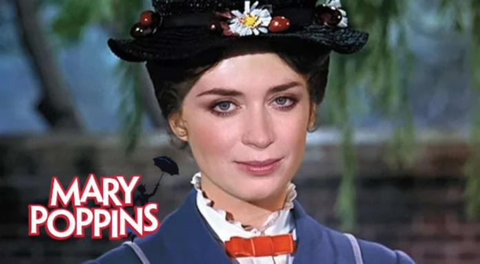 Emily Blunt sarà la nuova Mary Poppins