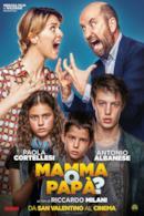 Poster Mamma o papà?