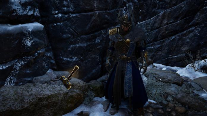 Assassin's Creed Valhalla equip Thor