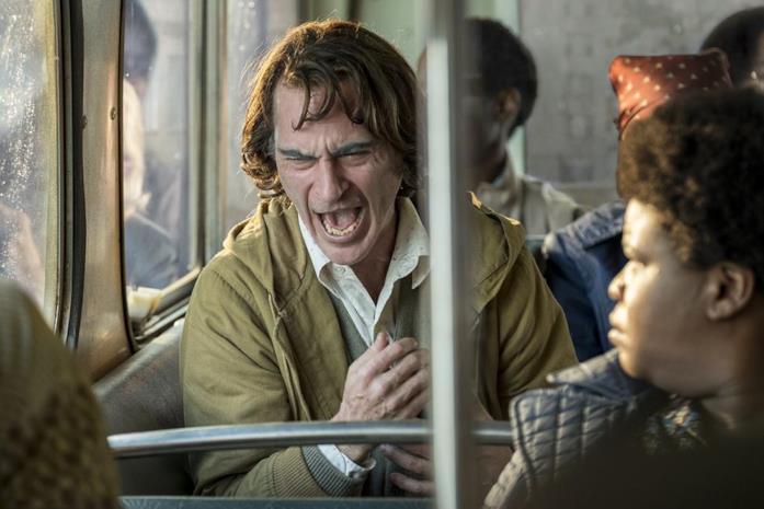 Joaquin Phoenix ride disperato