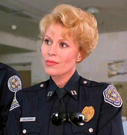 Leslie Easterbrook in Scuola di Polizia