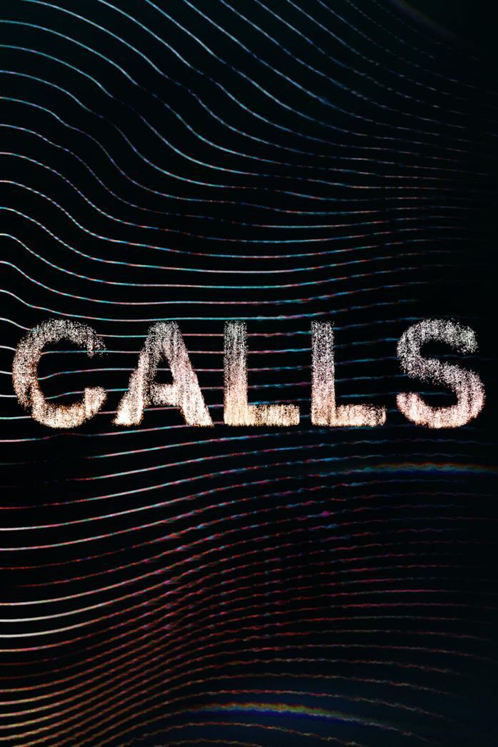 La locandina di Calls