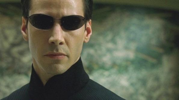 Neo è il protagonista di Matrix