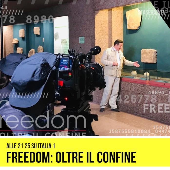 Freedom: Oltre il confine - S01E08