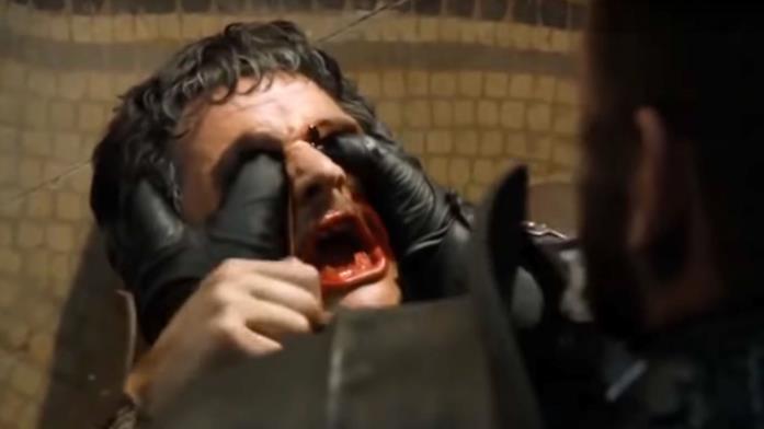Oberyn Martell ucciso dalla Montagna