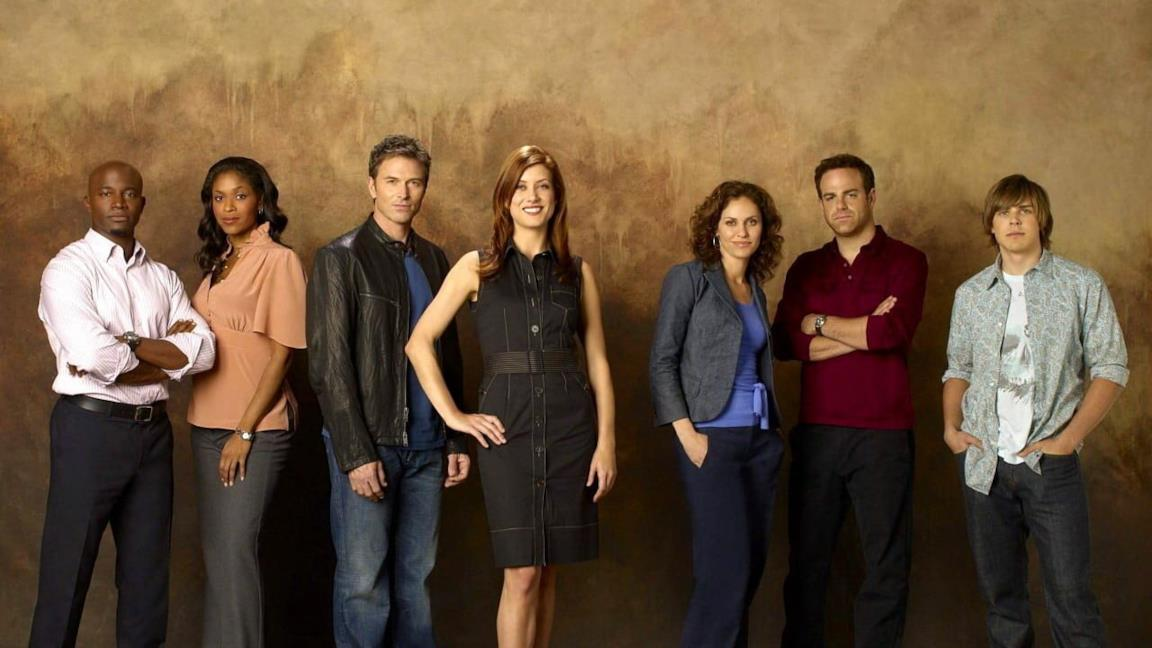 Il cast di Private Practice