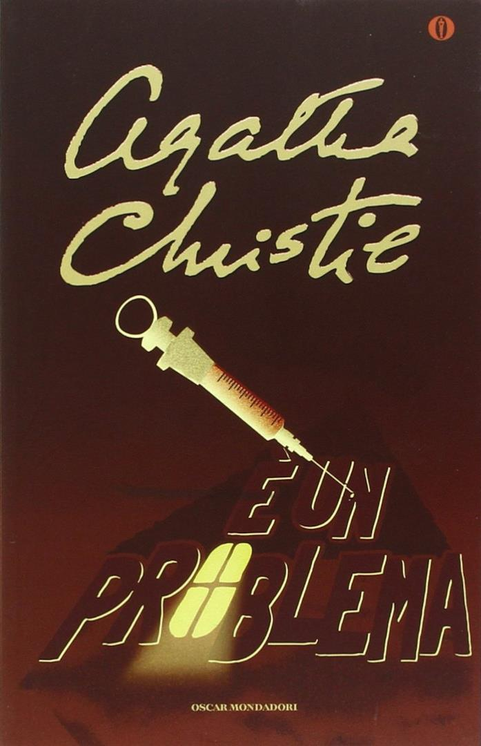 È un problema, libro di Agatha Chstie
